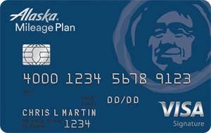 Free Companion Airfare (just pay $22 taxes/fees) in first Year for NEW Alaska Airlines Visa Cardholders in May & June