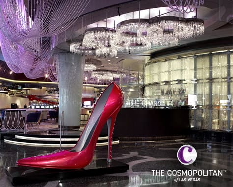The Cosmopolitan Las Vegas - Save 20% + two comp buffet breakfasts per stay at Wicked Spoon at Southwest Vacations