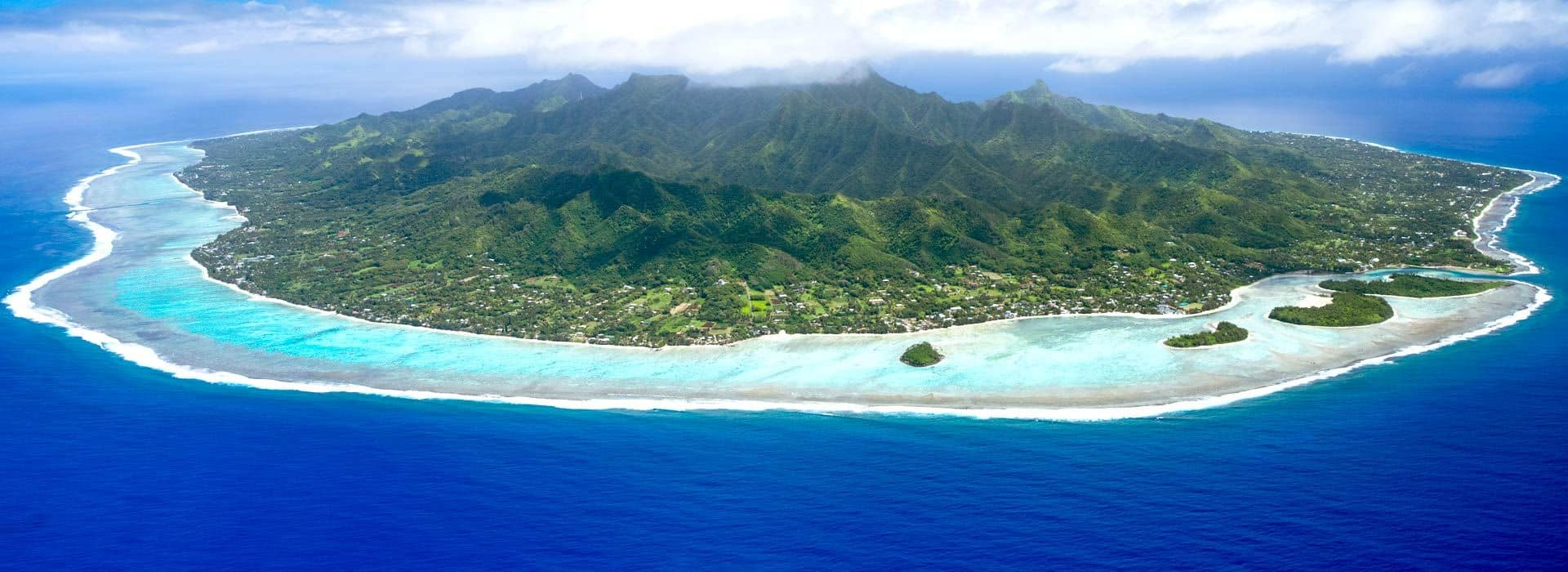 Los Angeles to Cook Islands $551 RT on Air New Zealand (travel Aug-May 2018) Nonstop