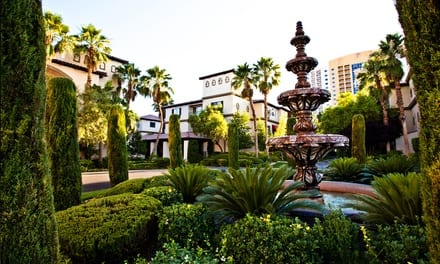 Tuscany Suites & Casino, Las Vegas - $27 per night PLUS DAILY RESORT FEE for Executive Suites