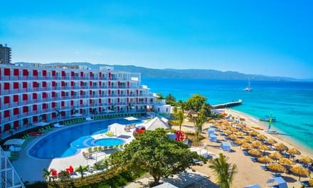 Royal Decameron Cornwall Beach, Jamaica $199/night All inclusive Stay for Two