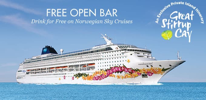 14-Day Panama Canal from Los Angeles on Norwegian Cruise Lines - $579 per person based on dbl occ