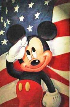 Walt Disney World Resorts - Disney Salutes U.S. Military with Special Rates for 2018 Tickets & Disney Hotels