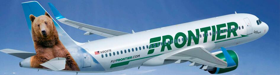 Frontier Airlines - Fly To Florida on a 90% Off Promo Code -  Book by Oct 6