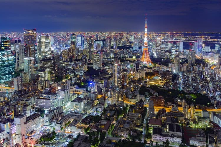 Los Angeles to Tokyo $499 RT Nonstop on Singapore Airlines (travel Nov - March 2018)