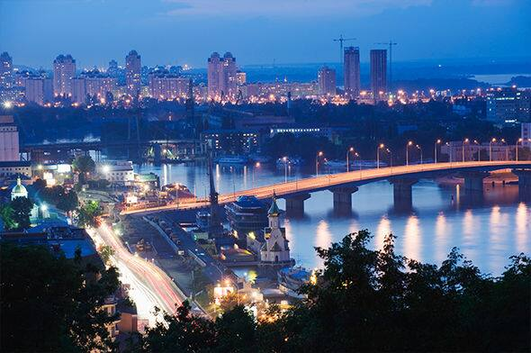 RT Airfares:  BOS MIA EWR JFK BWI IAD ORD to Kiev Odessa or Lviv Ukraine in the $500s