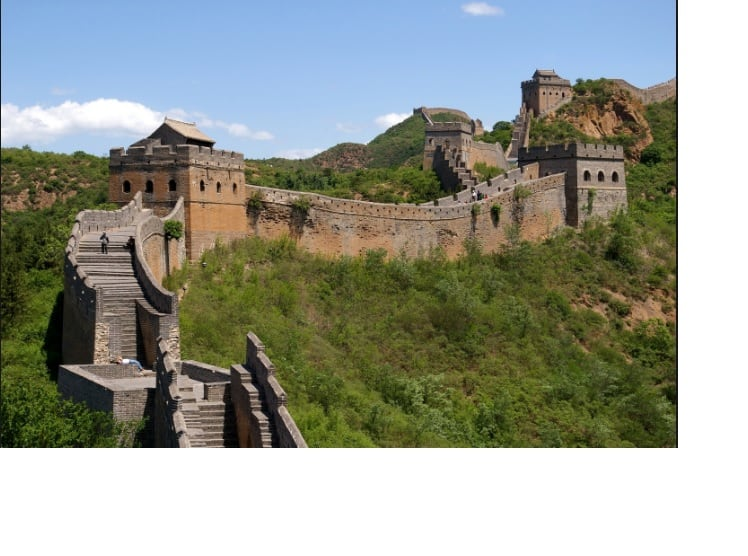 10 Day 5 Cities Escorted Tour of China with Hotels & Air from Many US Cities starting from $649 pp/dbl occ