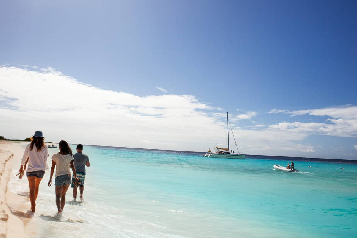 San Francisco to Curacao $356 RT on Jetblue Airways (travel March-April) $366