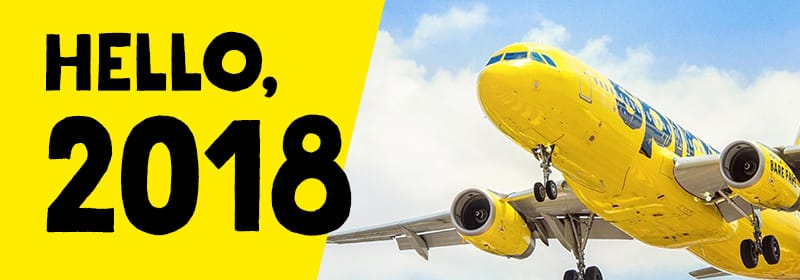 Spirit Airlines One Day Only 75% Off Promo Code for RT Flights - Book by Jan 2