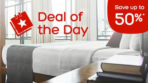 Hotels.com Two Days Flash Coupon  - Save $30 with $200+ Spend - Book by Jan 16