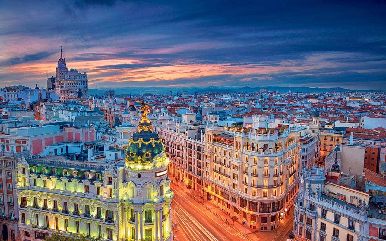 Phoenix to Madrid Spain $444 RT on Delta Airlines (travel April-June 2018)