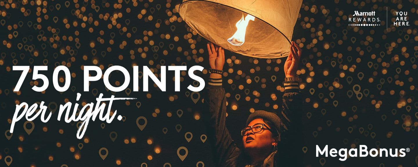 Marriott Rewards MegaBonus® and SPG More Nights, More Starpoints Promotions ***Must Register***