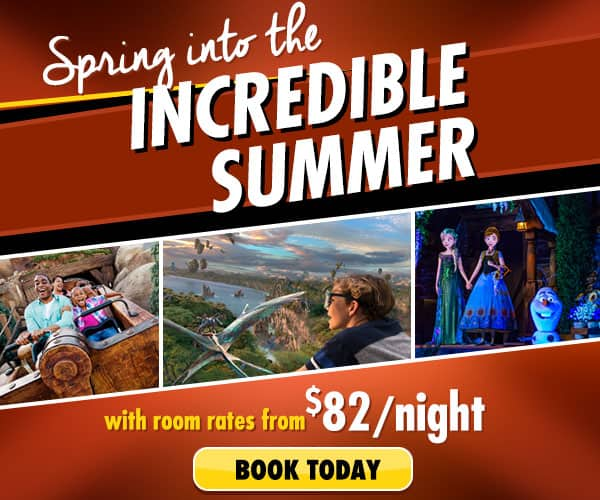 Teacher Appreciation Rates at Disney Springs Resort Area Hotels From $82/night (Stay May-Sept)