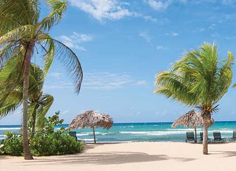 Miami to Montego Bay Jamaica $231 RT Nonstop Airfare on American Airlines BE (Few Departures in May)