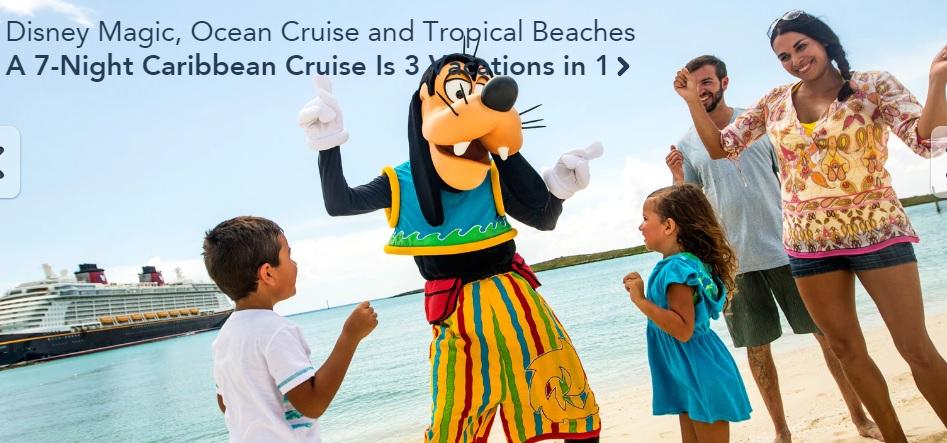 Disney Cruise Line - Save Up to 25% on Select 7-Night Cruises (Travel Aug-Sept)