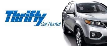 Thrifty Car Rental Up To 20% Off Base Rates with Advance PrePay - Expires June 29