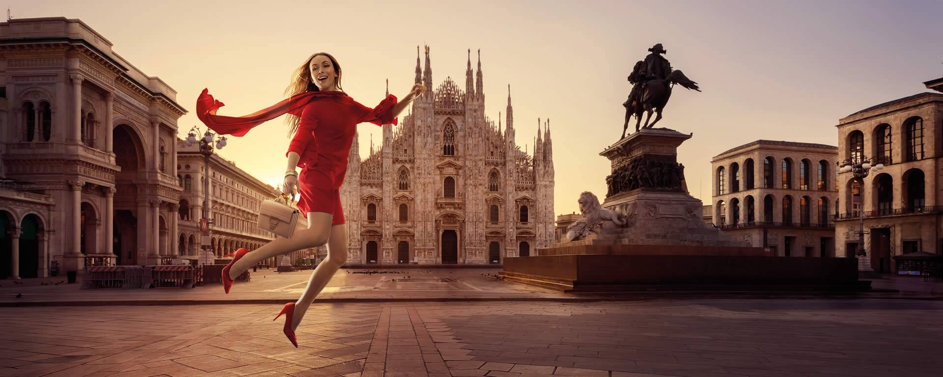 Miami to Milan Italy $389 RT Nonstop on Air Italy (limited travel Sept-Oct)