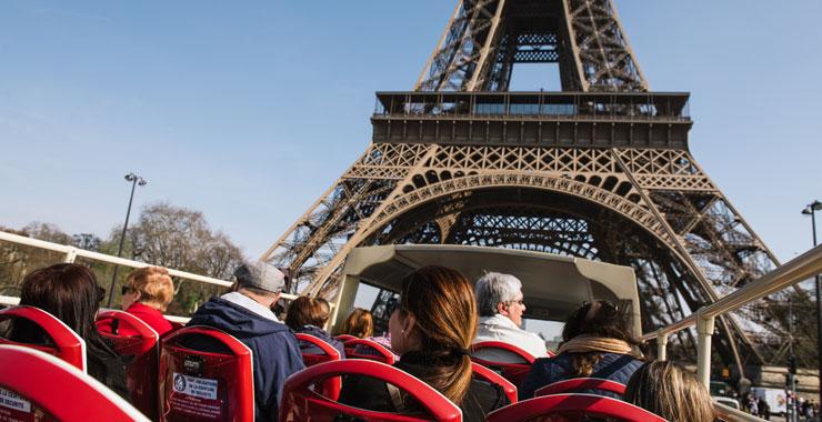Boston to Paris France $325 RT Nonstop Airfare on Primera Air (Limited Dates Nov-Dec)