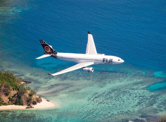 Honolulu to Fiji Islands $695 **or** Los Angeles / San Francisco to Fiji Islands $773 (Select Dates Sept-Nov)