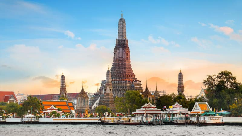 Ontario California to Bangkok Thailand $558-$590 RT Airfare on China Airlines (Limited Dates Aug-Sept)