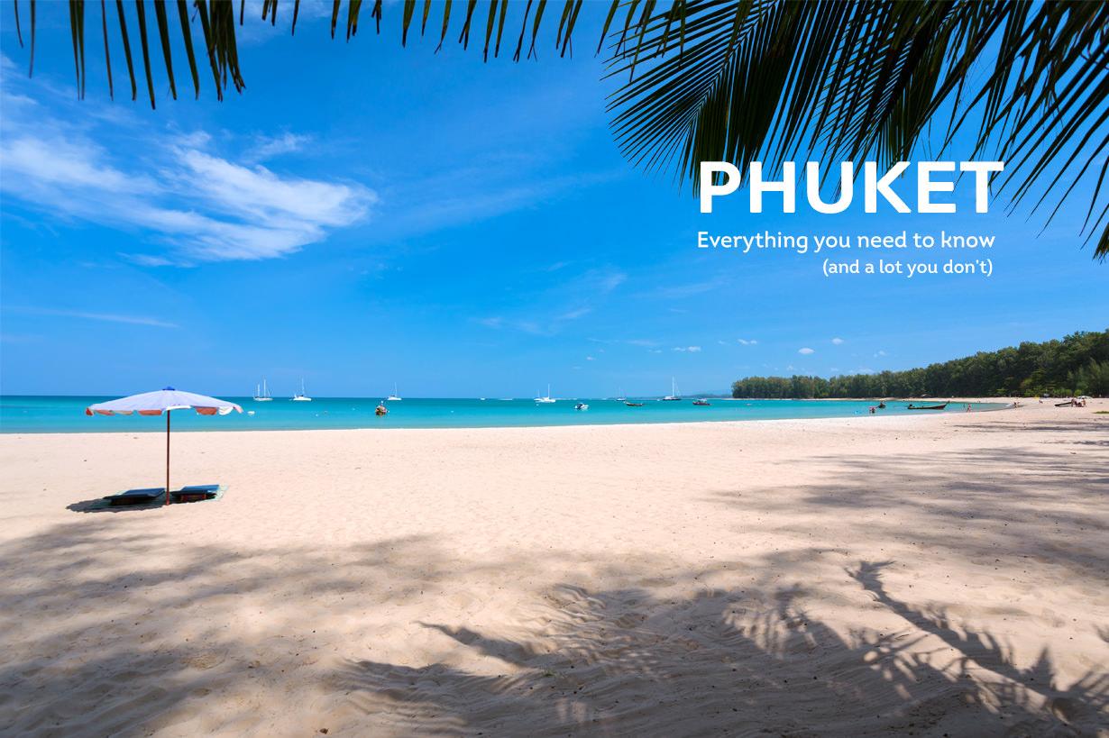 Los Angeles to Phuket Thailand $460-$492 RT Airfare on China Eastern (Very Few Dates Sept-Nov)