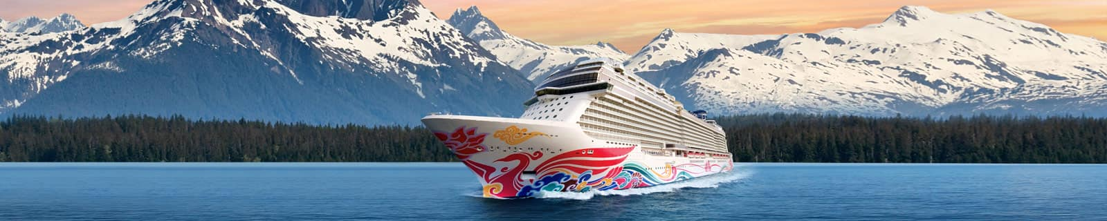 Norwegian Cruise Lines - Free or Reduced Airfare With Alaskan Cruise Balcony+ Booked Today Only