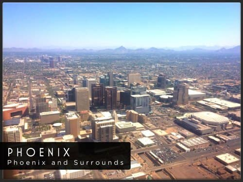 Grand Rapids MI to Phoenix or Vice Versa $165 RT or $83 OW Nonstop on American Airlines BE (Very Few Travel Dates)