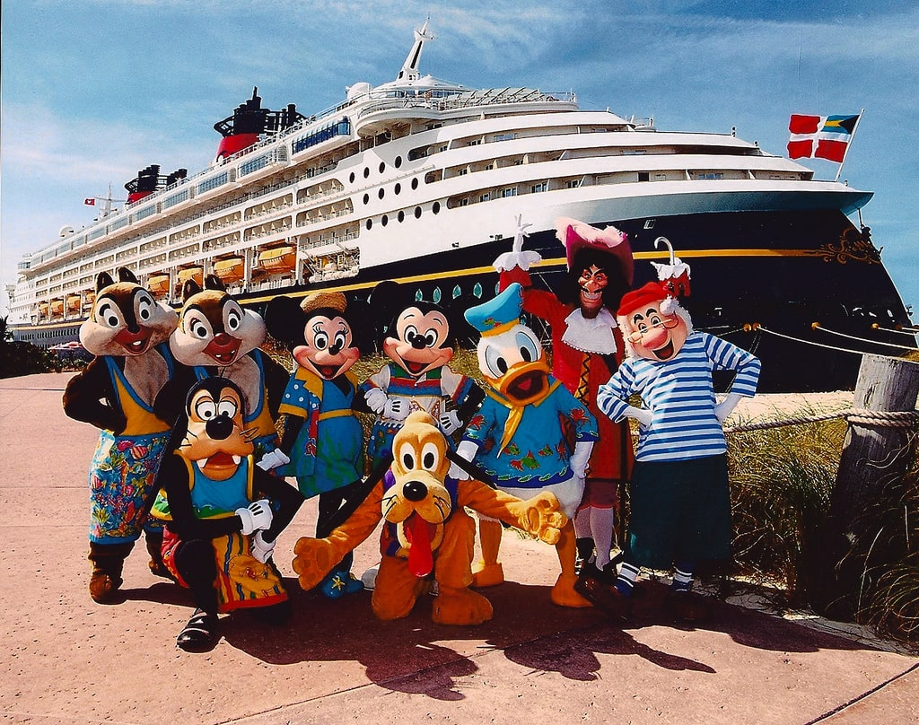Disney Cruise Line - Save Up To 25% On Select Cruises in Jan, March & April 2019