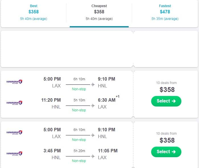 Hawaiian Airlines 48-Hour Flash Sale on Flight & Hotel Packages - Book by Jan 26, 2019