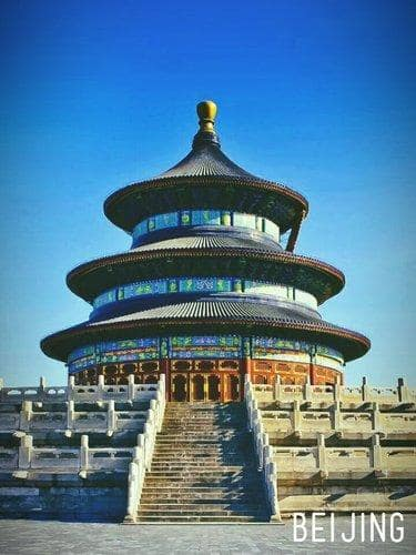 Boston to Beijing China $590 RT Airfares on United, American or Delta Airlines (Travel Sept-Dec 2019)