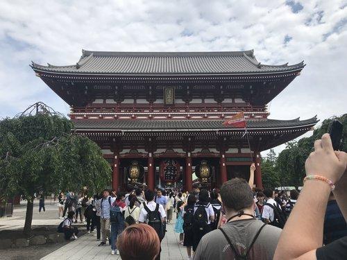 Atlanta to Tokyo Japan $634-$671 RT Airfares on ANA/United or American/JAL (Travel Sept-Dec 2019)