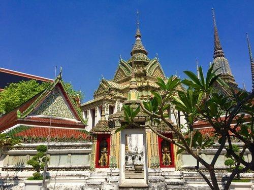 Houston to Bangkok Thailand $511-$555 RT Airfares on ANA (Travel Aug-Oct 2019)