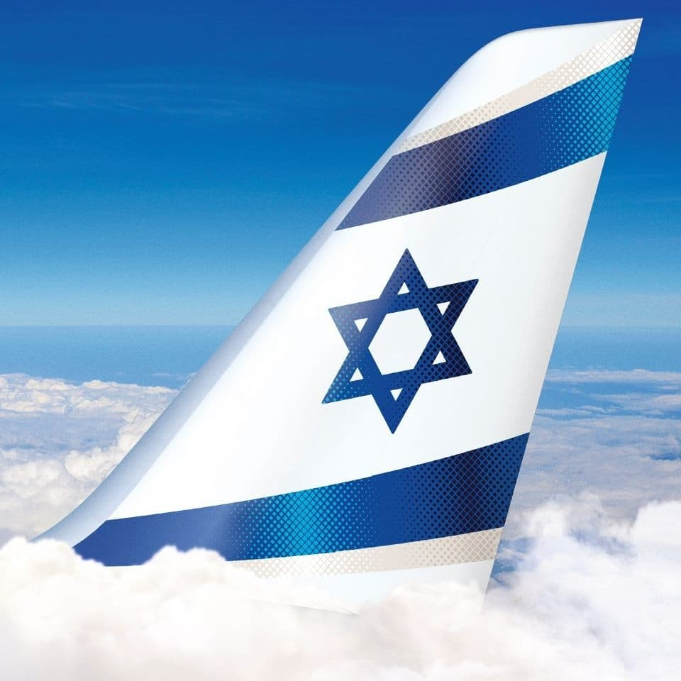 El Al (Airlines) Buy One SFO-TLV Econ Class Ticket, Get Companion Ticket for 100 Matmid Points + $99 - Ends May 28, 2019
