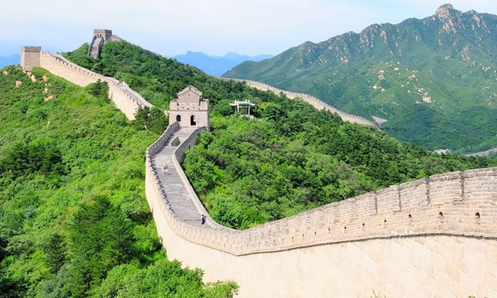 Groupon Getaways - 10 Day China Guided Tour with RT Air, Hotels & Select Meals & Transfers Starting From $549 PP Based On Dbl Occ