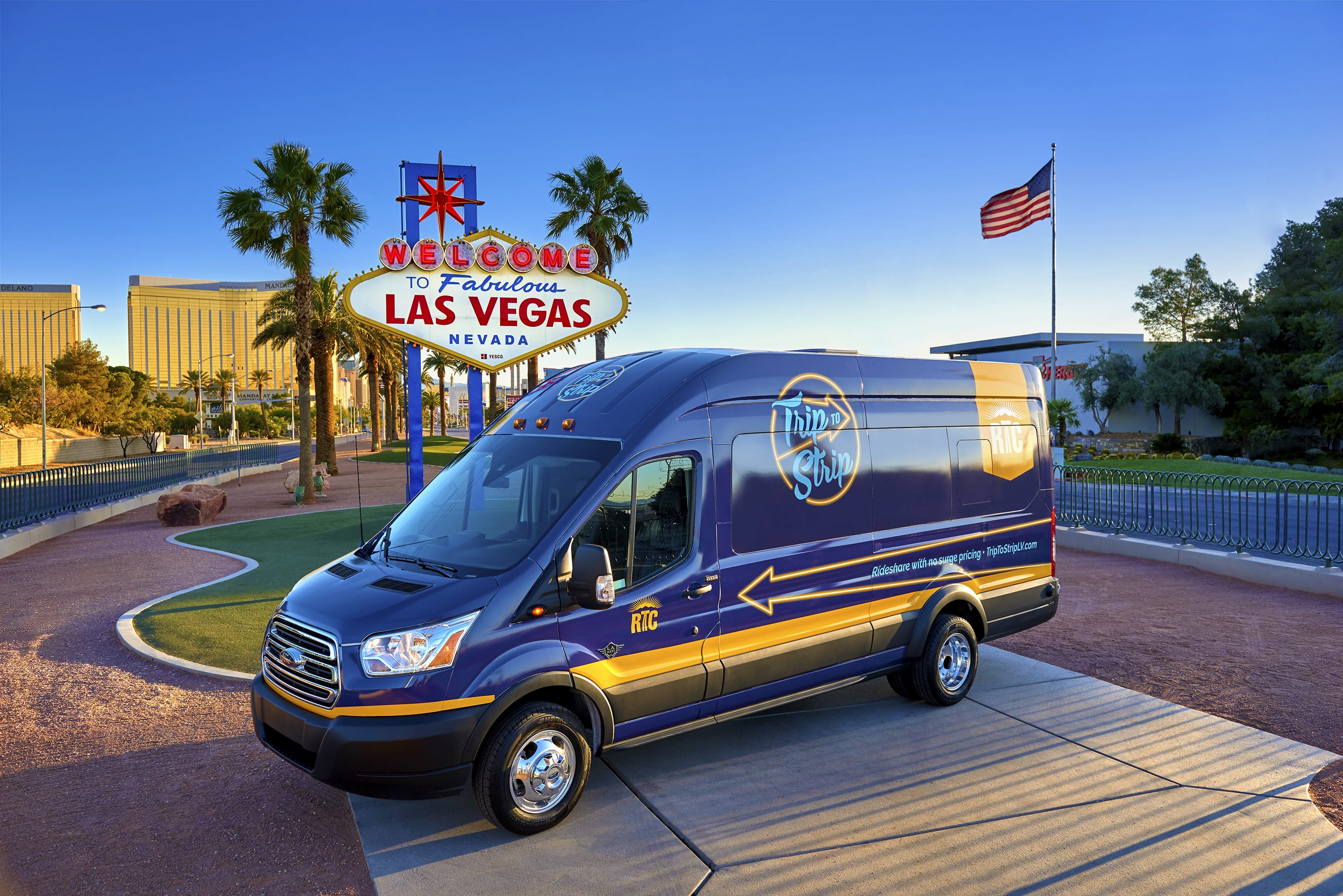 [Las Vegas] Trip To Strip Airport Transfers NO SURGE PRICING EVER Fares to/from Vegas Strip or Downtown - From $6 Per Rider, One Way