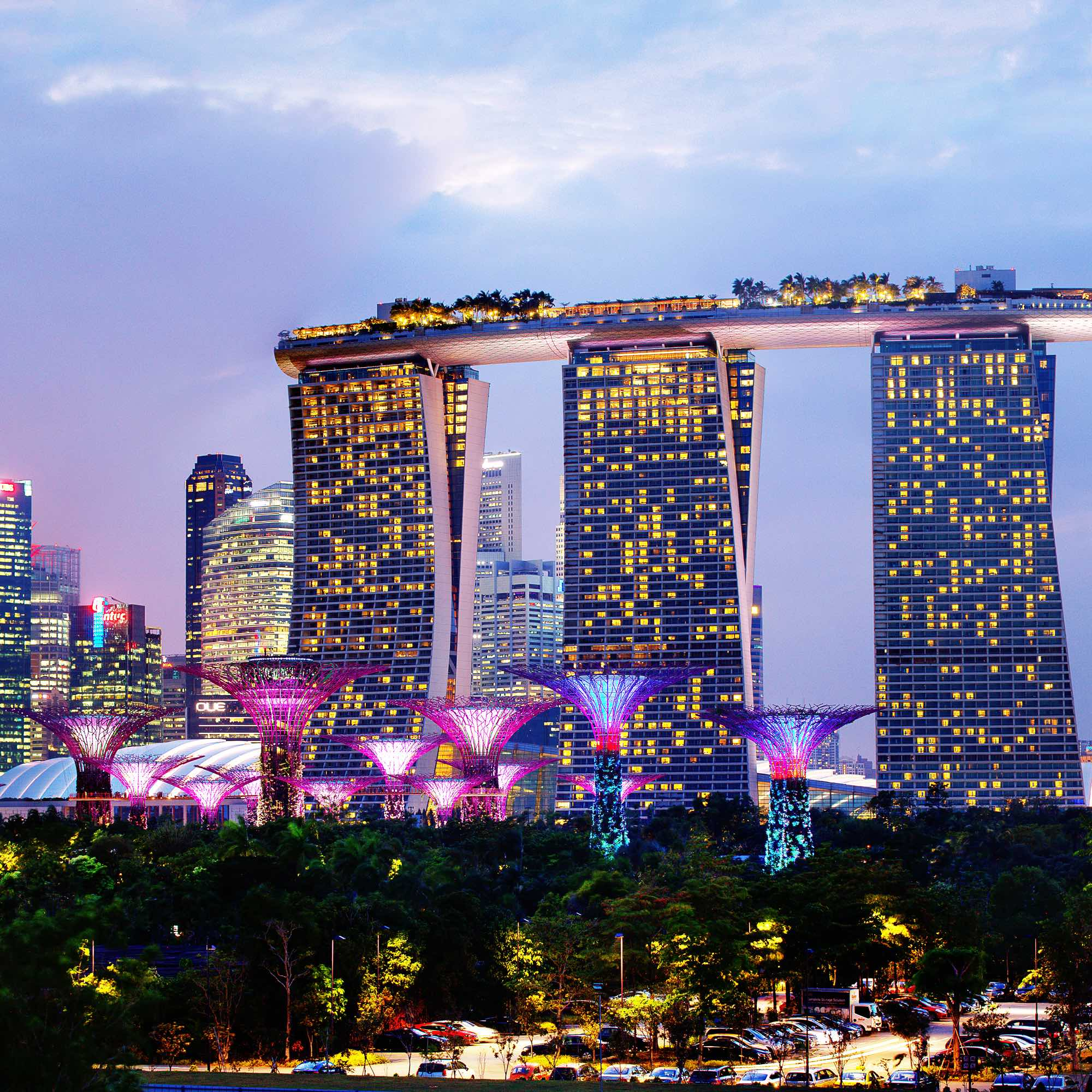 Dallas to Singapore $577 RT Airfares on United Airlines (Travel Sept-Nov; Jan 2020)