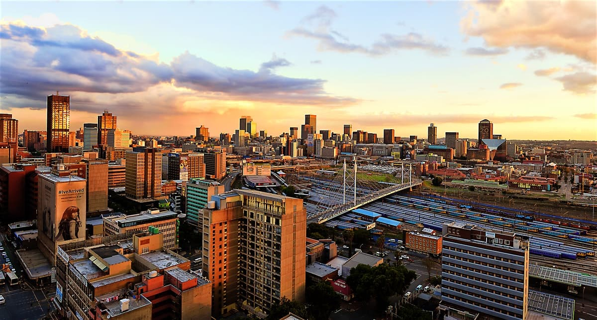 Atlanta to Johannesburg South Africa $602-$612 RT Airfares on Star Alliance Airlines (Travel November-March 2020)