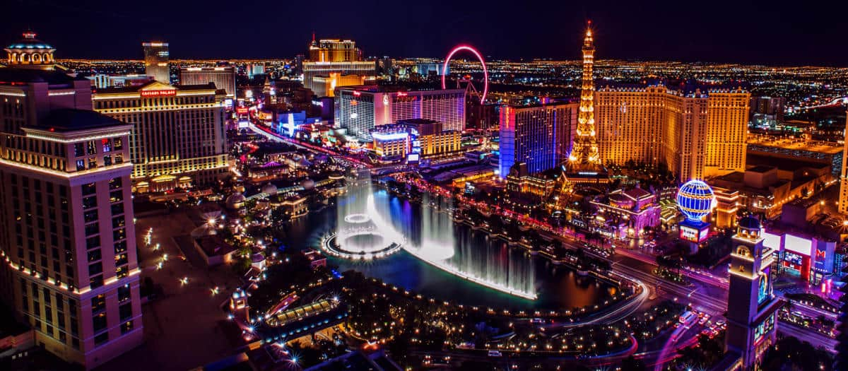Los Angeles to Las Vegas or Vice Versa $77 RT Nonstop Airfares on American or Alaska Airlines BE (Travel Sept-Feb 2020)