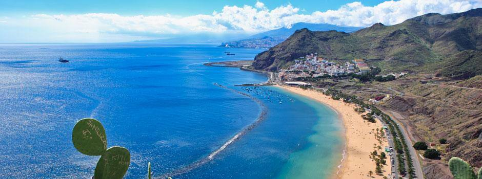 New York to Tenerife Spain $378 RT Airfares on Norwegian Air (Limited Travel Jan-Feb 2020)