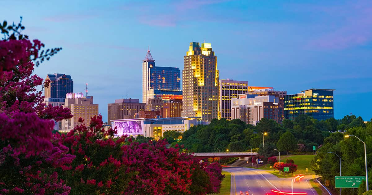 Detroit to Raleigh NC or Vice Versa $99 RT Nonstop Airfares on Delta Airlines BE (Travel September-March 2020)