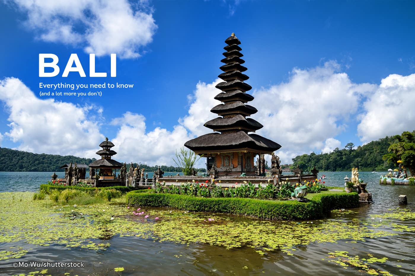 Los Angeles to Bali Indonesia $443 RT Airfares on Xiamen Airlines (Very Limited Dates Oct-Nov 2019)