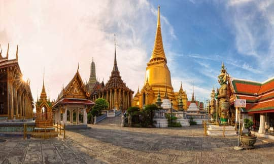 10-Day Guided Tour Vacation to Thailand Incl Airfare and Hotels from New York, Los Angeles or San Francisco (Travel October-December 2019) $999
