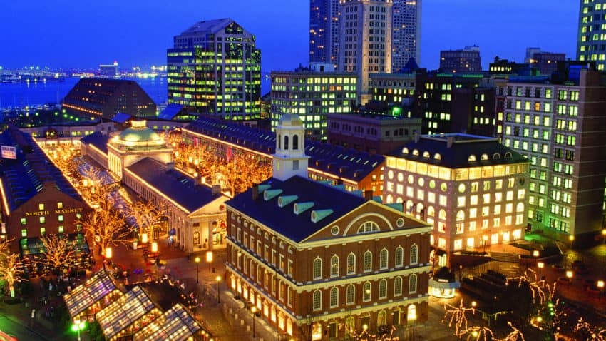 New Orleans to Boston or Vice Versa $197 RT Nonstop Airfares on JetBlue Airways (Travel Sept-Oct 2019)