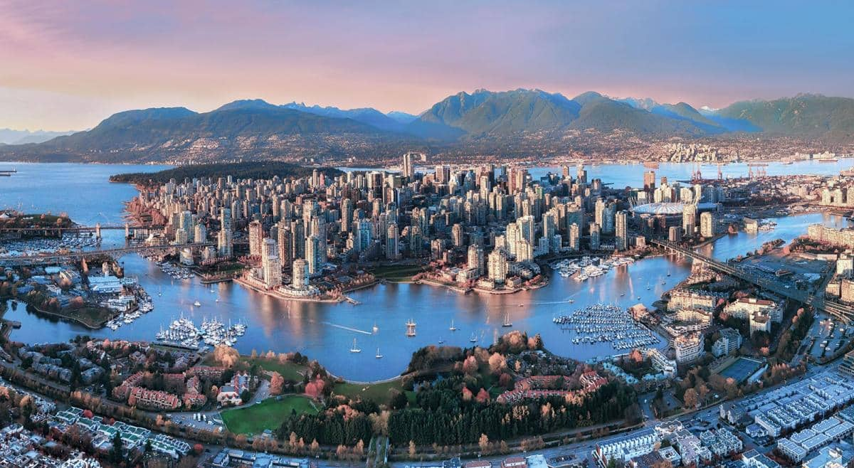 New York to Vancouver Canada $293 RT Airfares on Air Canada (Limited Travel January-April 2020)