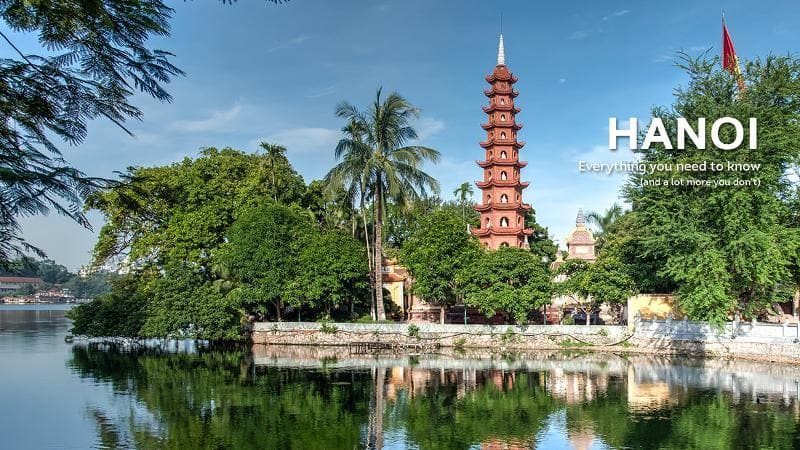 Seattle to Hanoi Vietnam $568 RT Airfares on 5* Asiana Airlines (Travel Oct-May 2020)