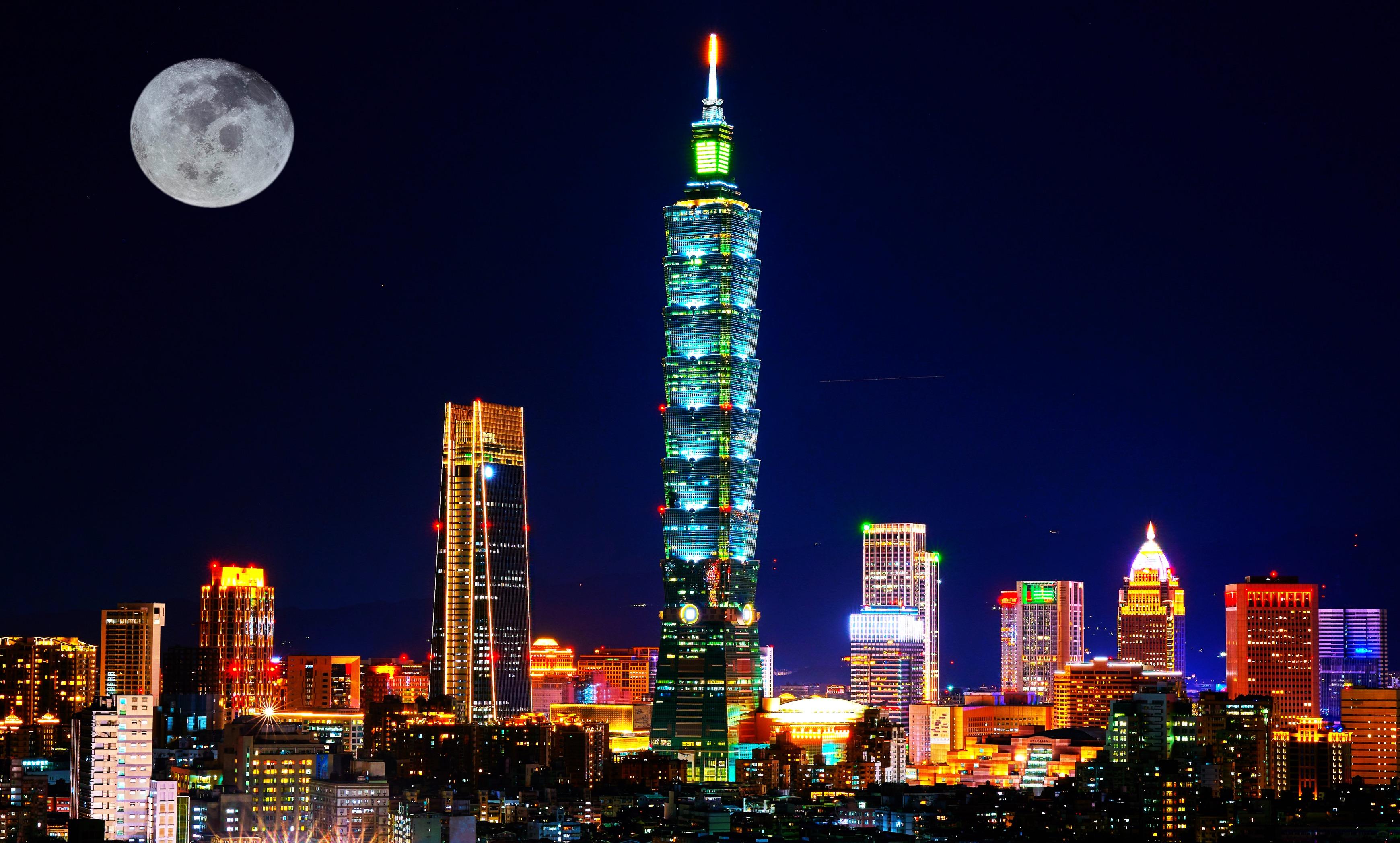 New York to Taipei Taiwan $492 RT Airfares on Air China (Travel February - April 2020)