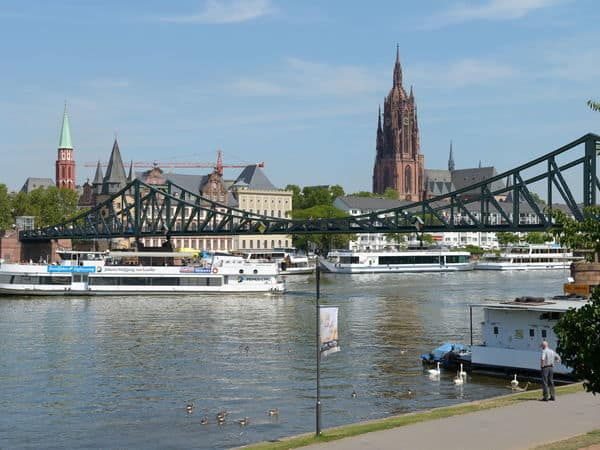Denver to Frankfurt Germany $389-$405 RT Airfares on American Airlines BE (Travel January