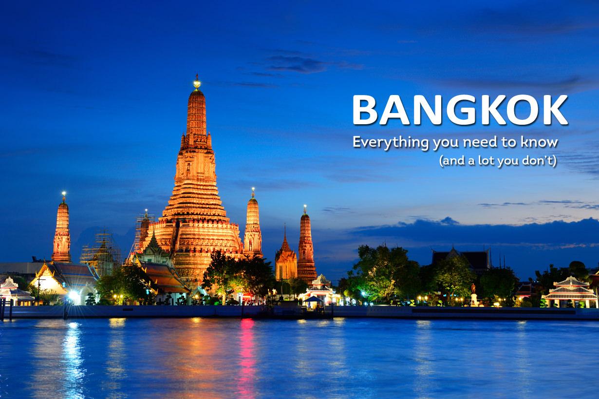 Houston to Bangkok Thailand $515-$544 RT Airfares on ANA/United Airlines (Travel February-April 2020)