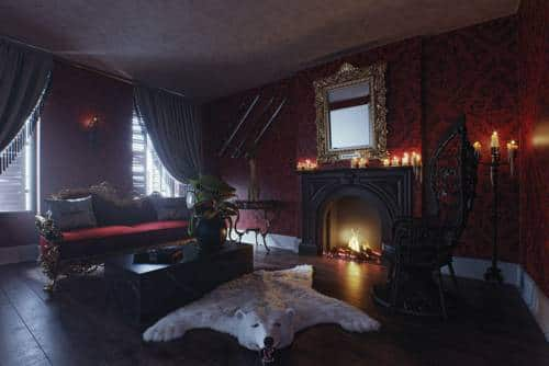 The Addams Family Mansion in Brooklyn NY $101 Per Night **Starts Oct 28, 2019** For Limited Time Only