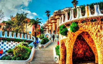 Phoenix to Barcelona Spain $454 RT Airfares on United Airlines BE (Limited Scattered Dates)
